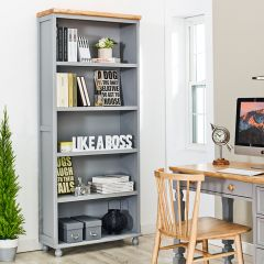 Tara-Grey-BKC  Bookcase