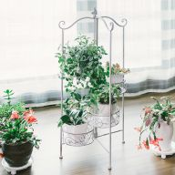 PL08-7746  Flower Stand