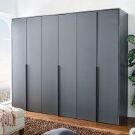 WD-5000-Grey-03  3-Unit Closet