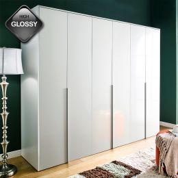WDH-4000-White-03  3-Unit Closet