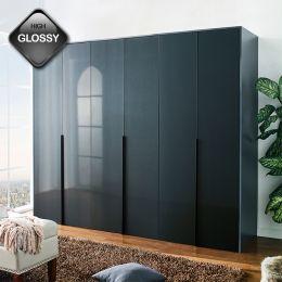 WDH-4000-Grey-03  3-Unit Closet