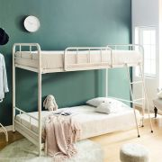 Polo-Ivory-Double  Bunker Bed