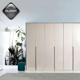WD-8100-03  3-Unit Closet  ~High Gloss Front Door~
