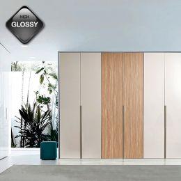 WD-8300-03  3-Unit Closet   ~High Gloss Front Door~