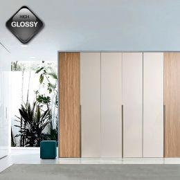 WD-8400-03  3-Unit Closet ~High Gloss Front Door~