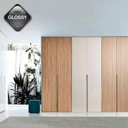 WD-8700-03  3-Unit Closet  ~High Gloss Front Door~