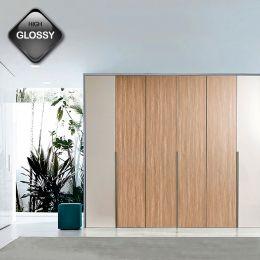 WD-8800-03  3-Unit Closet  ~High Gloss Front Door~