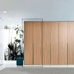 WD-8300-01 Single Closet