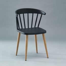 TC-1940-Black  Chair