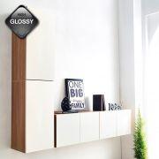 Cubic-Box-W-07  Wall Storage Cabinet
