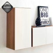 Cubic-Box-W-1-V  Wall Storage Cabinet