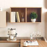 Cubic-Box-2-H  Wall Storage Cabinet
