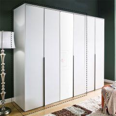 WD-5200-White-02 2-Unit Closet
