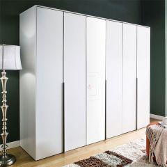 WD-5200-White-03  3-Unit Closet