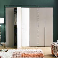 WD-5200-LG-02 2-Unit Closet