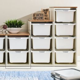 Melody-Oak-2W  Storage Box
