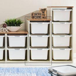 Melody-Oak-3W  Storage Box