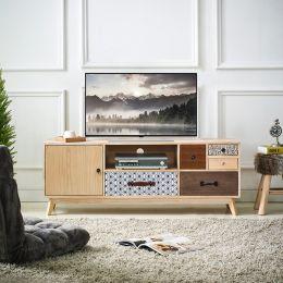 L19-MSTI155  TV Cabinet