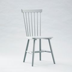 Vanka-Grey Wooden Chair