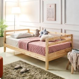 Guardian-3  Single Wooden Daybed