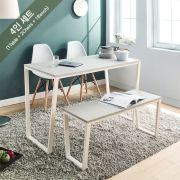 Robe-Ivy-LG-4  Dining Set (1 Table + 2 Chairs + 1 Bench)