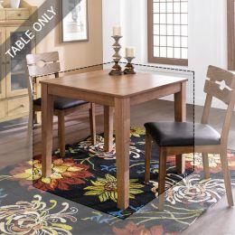 PAI-2-Walnut-TBL  Dining Table
