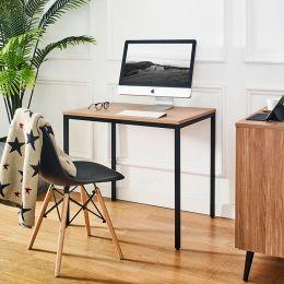 SSD-800-Oak-TBL  Metal Desk