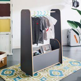 Miffy-Grey Hanger w/ Storage