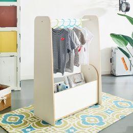 Miffy-Ivory Hanger w/ Storage