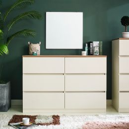 AD-60-Ivy  6-Drawer Chest
