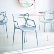 PP-601-Sky Blue  Chair