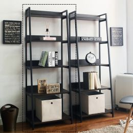 SLR-102-Black-UM Wall Unit