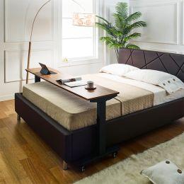 Taylor-Black-Acacia-Q Bed Tray Table