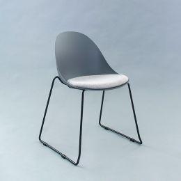 VI-05B-Grey  Comfort Chair