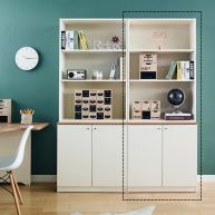Urban-Oak Multi Cabinet