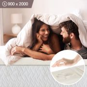 Memory Foam-7-900   (두께=7cm)Single  Mattress Topper 900