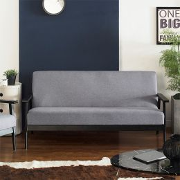 LW-9303-Black Sofa
