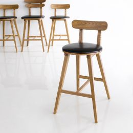 Grape-Dark  Bar Chair