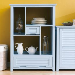 MiMi-Blue-Open  Cabinet