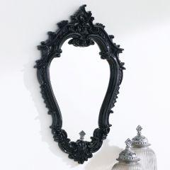 MI12348-BLK  Decorative Mirror
