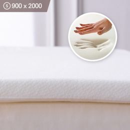 Memory Foam-3-900    Single  Mattress Topper 900