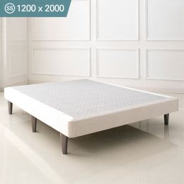 Foundation-1200  Super Single Mattress (하단)(Plastic 다리 7개 포함)