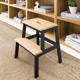 Step Ladder-Black  Multi Stool