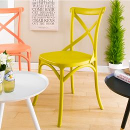 PP-681-Yellow  Chair