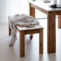 Vejers-BH  Wooden Bench