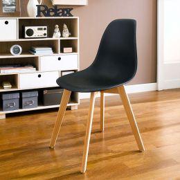 Scandi-Black  Chair