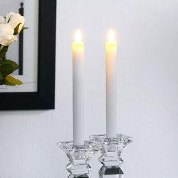 Brandon-White  LED Candle  (2 Pcs)