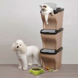 40295  Pet Food Container