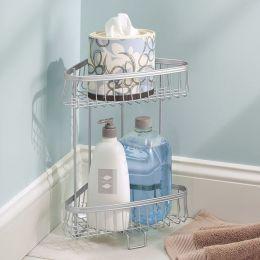 62856EJ  York Lyra 2 Tier Shower Shelf
