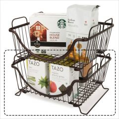 SPC-20024  Stackable Basket Tray